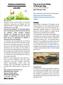 NLSG Newsletter June 21